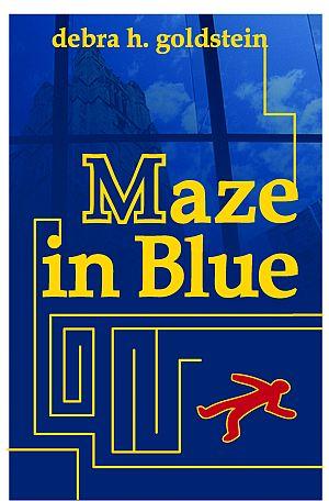 MazeInBlue